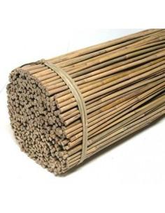 10 Tuteurs en bambou taille 91cm
