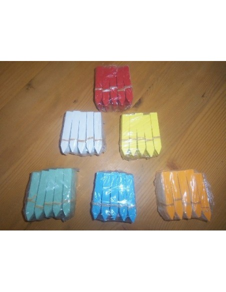 Etiquettes horticoles PVC*50