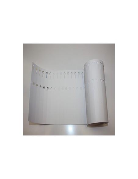 Etiquettes à boucles en PVC